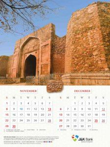 JK Bank Wall Calander 2020 page 007 JK Bank Wall Calendar 2020 PDF