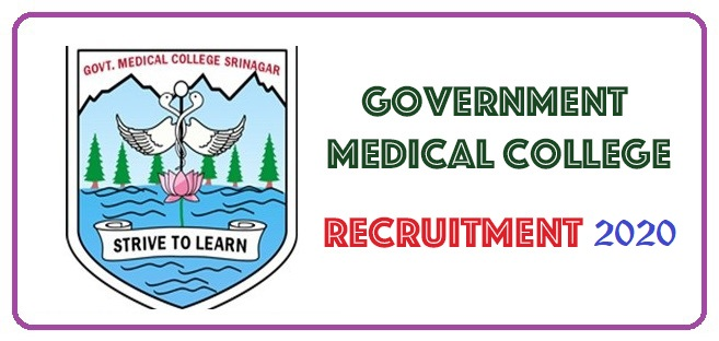 GMC and Associate Hospitals Fresh Recruitment, 130 Posts