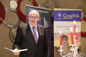 EU Commissioner Phil Hogan