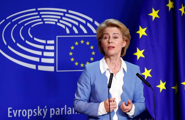 Call to incoming EU Commission President on media freedom