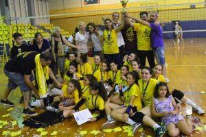 Πρωταθλήτριες οι Παγκορασίδες 2 της ΑΕΚ