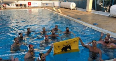 ΑΕΚ WATERPOLO