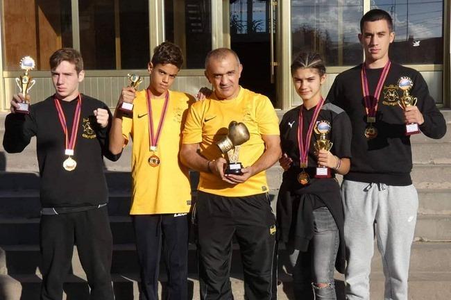 Η ΑΕΚ μεγάλη πρωταγωνίστρια στο διεθνές τουρνουά της Αρμενίας