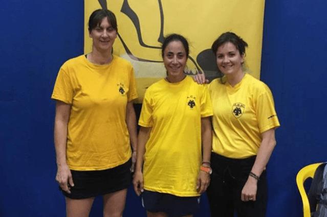 Μία νίκη και μία ήττα για τις γυναίκες