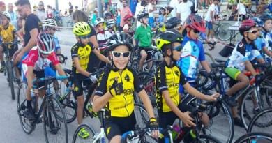 Στην Ραφήνα οι μικροί ποδηλάτες