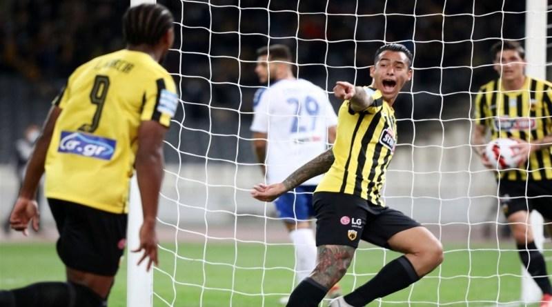 Ήταν αποτελεσματική στο ντεμπούτο του Γιαννίκη η ΑΕΚ (3-0) επί του Ατρομήτου