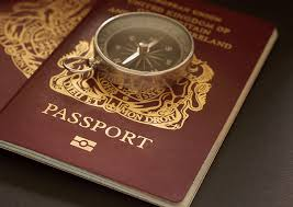 passport for working abroad