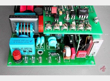 Ballast: Metal Halide 200-250W 85-265V AC / 120V-350V DC bipolar