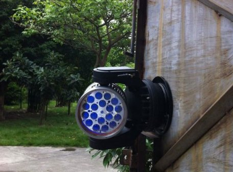 40W REMOTE LIGHT MAGNETIC HOLDER