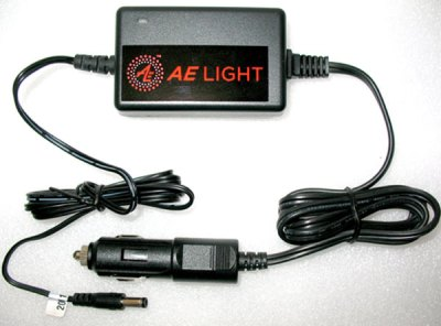 Charger: DC 12/24VDC AEX20, AEX25