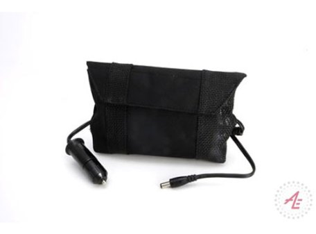 Xenide DC charger pouch