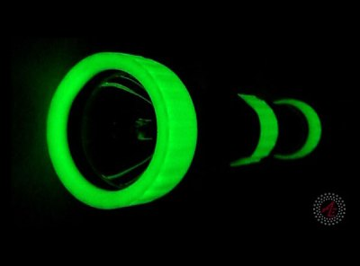 Xenide Glow-in-the-dark locators