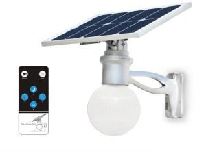 Remote Control Solar 12W LED