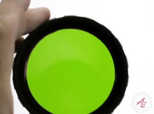 Green Lens 560 nm