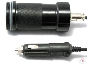 Xenide 12VDC Power Cord Adapter