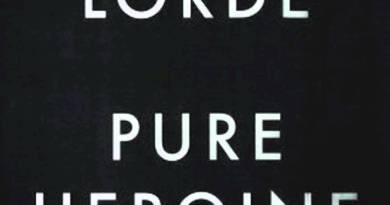 Lorde – Ribs