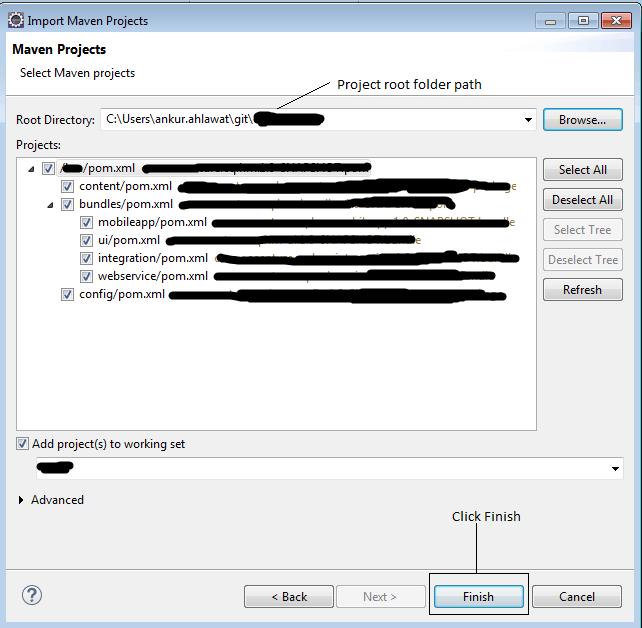 Configure Maven with Eclipse in AEM | AEM CQ5 Tutorials