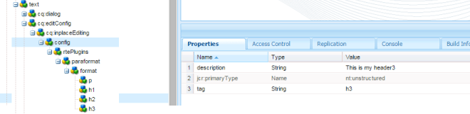 add paragraph features to rte plugin in touch ui