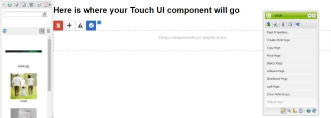 classic ui coral ui page