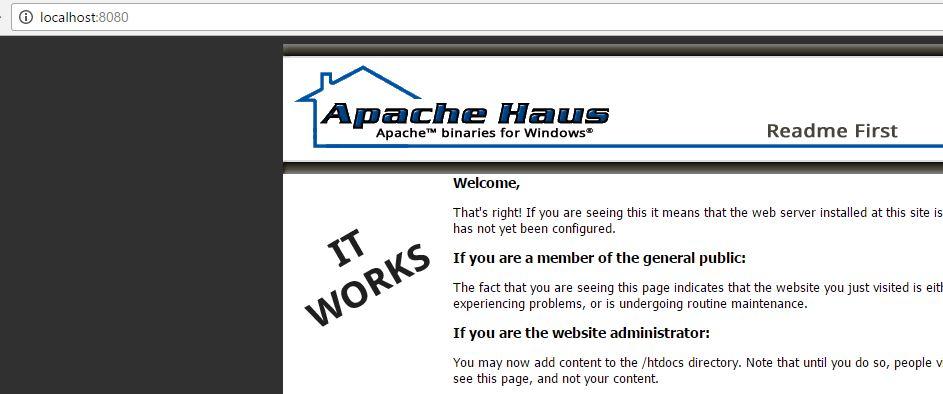 Apache Http Server Download For Windows 7 64 Bit Installer