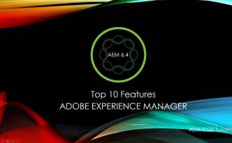adobe experience manager 6.4