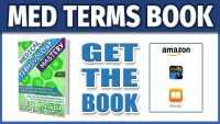 Medical Terminology Book Slide