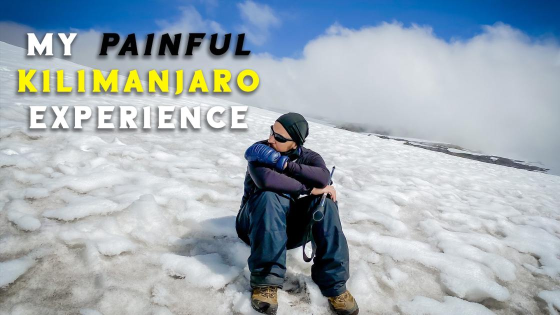 My Painful Kilimanjaro Hiking Experience LUiS Angel