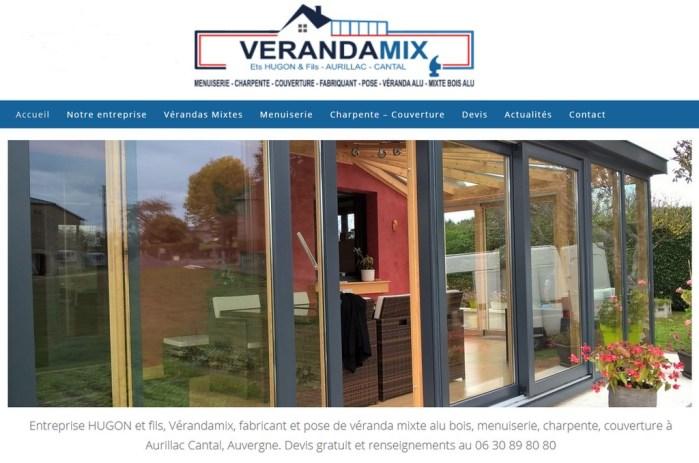 Conceprion Site Internet Aurillac Cantal