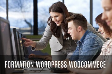 Formation WordPress - Woocommerce