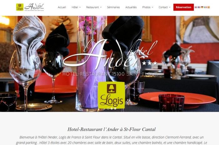 Création de site internet Saint-Flour