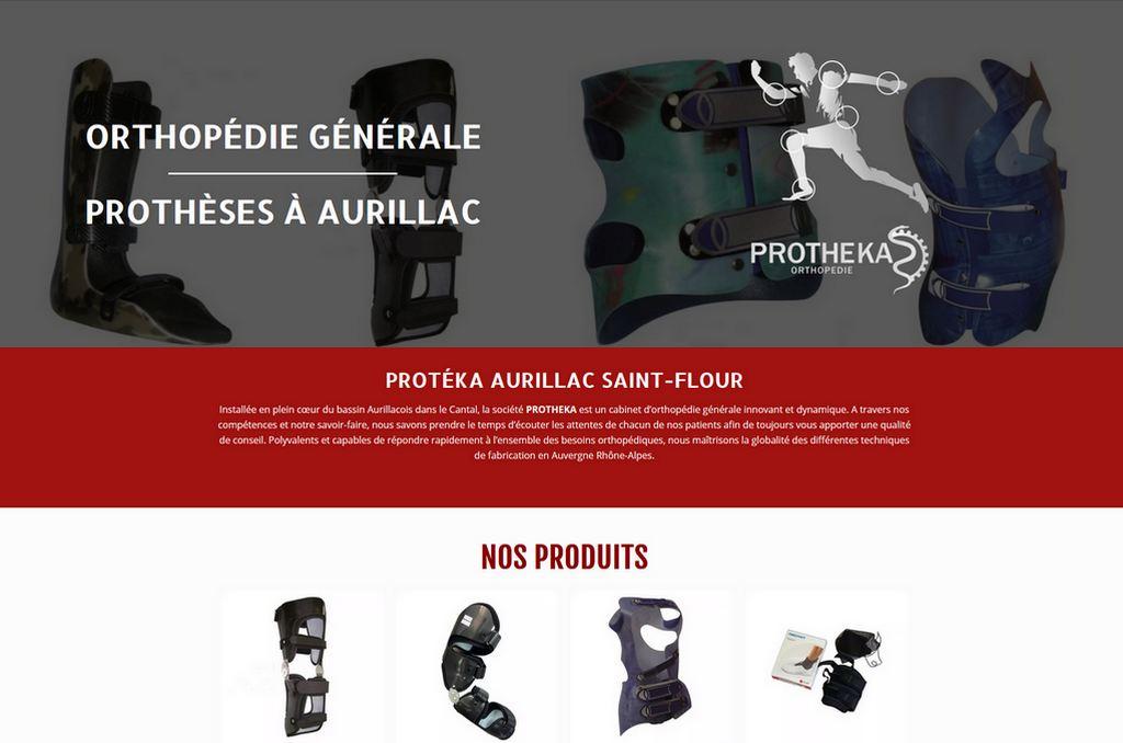 Site Internet EntrepriseAurilac