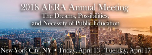 Image result for AERA 2018