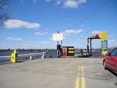 Fitzroy Harbour - Quyon Ferr Dock