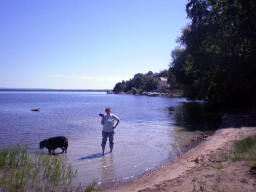 Cathi Jassper Beach