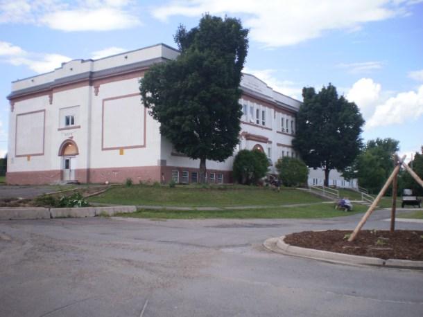 School Turned Community Centre