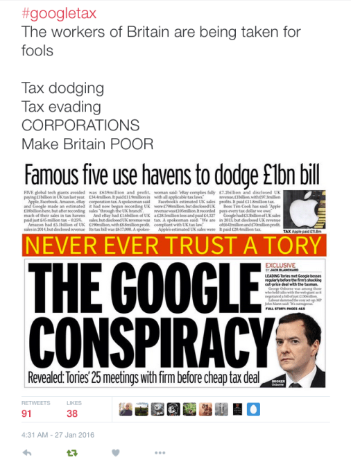 Google Tax Dodge.
