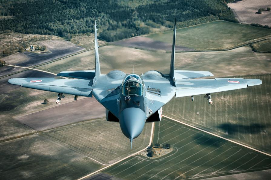 MiG-29 na Lituânia