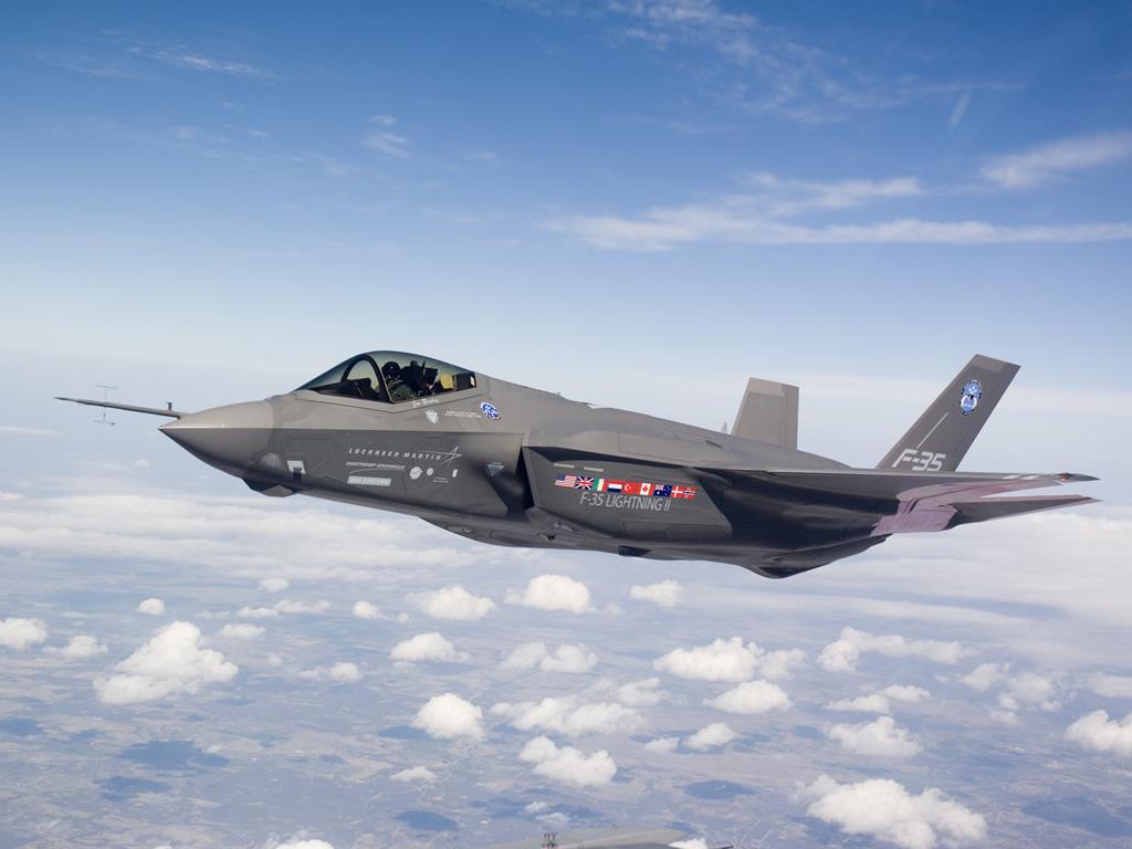 F-35 (http://www.aereo.jor.br)