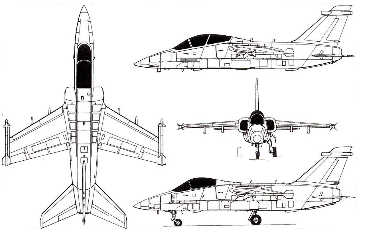 A 1 Um Aviao Ainda Incompleto