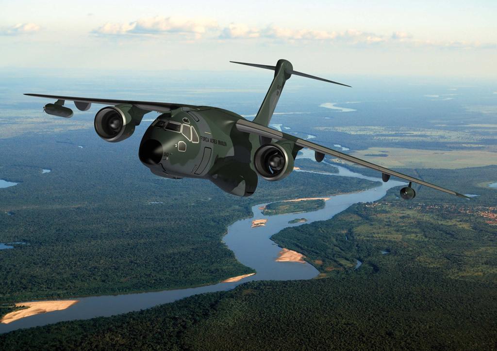 Embraer KC-390 (http://www.aereo.jor.br)