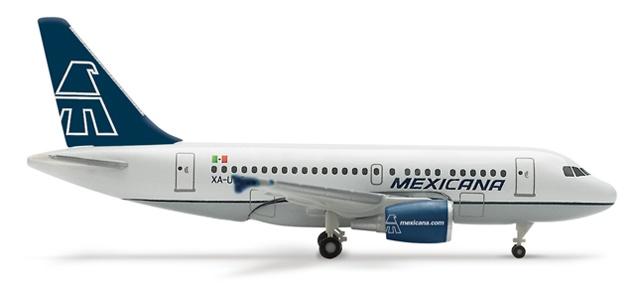Mexicana de Aviacion declarada en quiebra