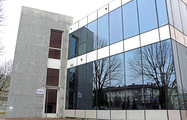 AERGI edificio