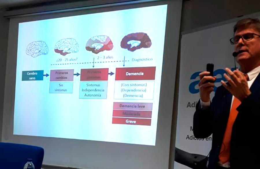 El Semáforo del Alzheimer, con el Dr. Linazasoro