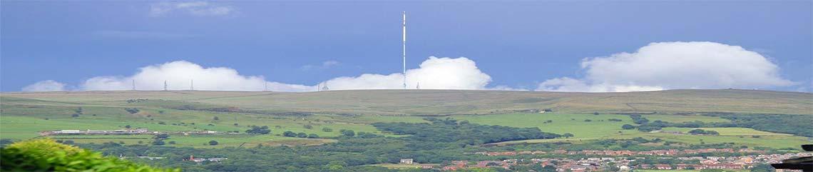 AerialGuy - Winter Hill Transmitter - Aerial and Satellite Installer