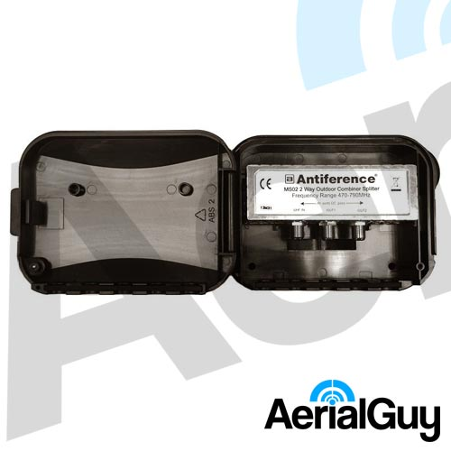 AerialGuy - Antiference Masthead Splitter