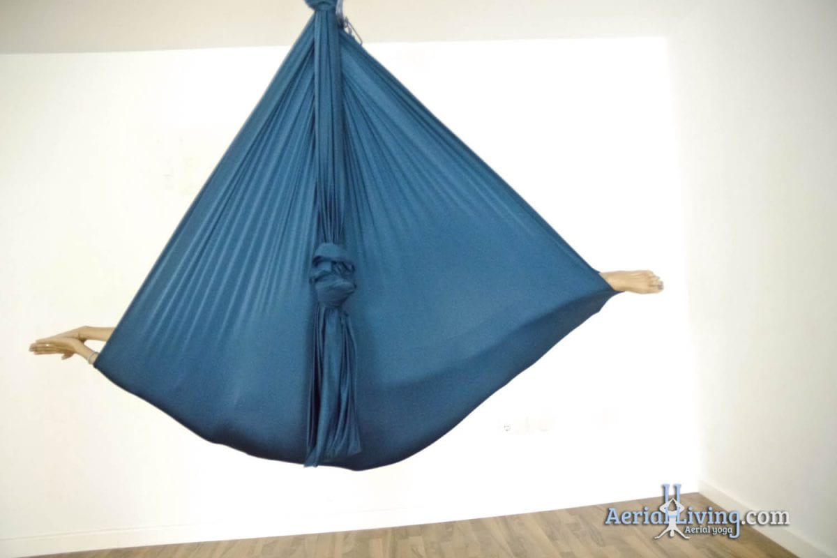 Aerial Silks Antigravity To Make Yoga Hammocks And Aerial