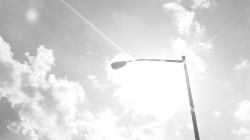 streetlightbw