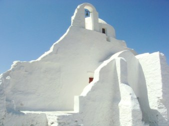 Church of Paraportiani, Mykonos