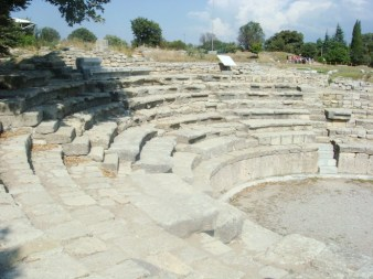 Theatre of Troy