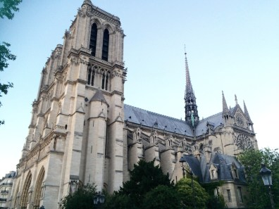 photo diary: paris, france